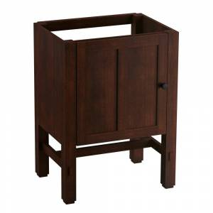 KOHLER Tresham 24 in. W x 18-1/4 in. D x 32-1/2 in. H Vanity Cabinet Only in Woodland