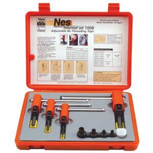 NES 5/16 in. - 1 1/4 in. Universal Internal Thread Repair Set (4-Piece)