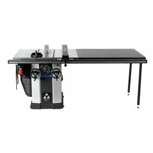Delta 3 HP Left Tilt Unisaw Table Saw with 52 in. Biesemeyer Fence System