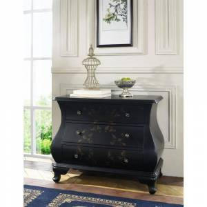 Pulaski Furniture Black Chest
