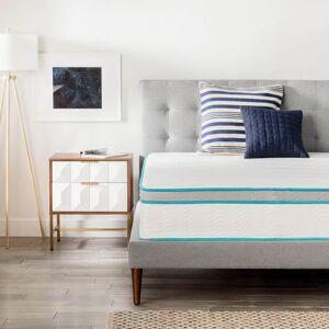 Linenspa 12in. Plush Hybrid Pillow Top King Mattress