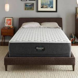 Beautyrest Silver BRS900 12in. Firm Hybrid Tight Top Full Mattress