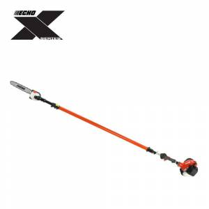 ECHO 12 in. 25.4 cc Gas 2-Stroke Cycle Telescoping Pole Saw with In-Line Handle