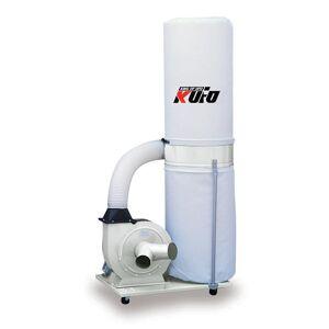 Kufo Seco 2 HP 1550 CFM 3-Phase 220-Volt / 440-Volt Vertical Bag Dust Collector (Prewired 220-Volt)