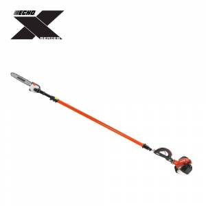 ECHO 12 in. 25.4 cc Gas 2-Stroke Cycle Telescoping Pole Saw with Loop Handle