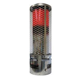 Dyna-Glo Delux 250K BTU Natural Gas Radiant Portable Heater, Grey