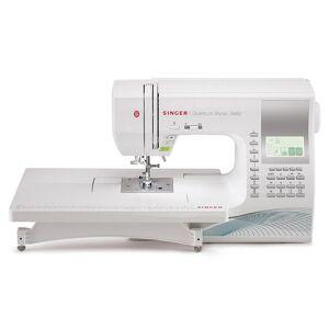 Singer Quantum Stylist 600-Stitch Sewing Machine, White