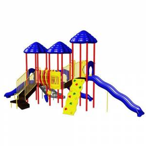 Ultra Play UPlay Today Rainbow Lake Playful Commercial Playground Playset