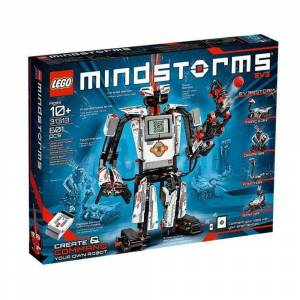 Lego 31313 Mindstorms Programmable EV3 Kids Customizable Robot with Sensors Kit