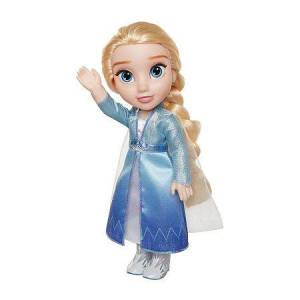 Disney Collection Frozen 2 Elsa Travel Doll, One Size , No Color Family