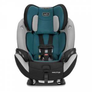 Evenflo Everystage??? LX All-in-Out Car Seat - Luna