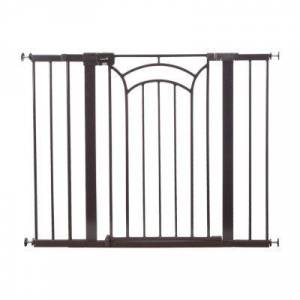 Safety 1st Easy Install D??cor Tall & Wide Baby Gate