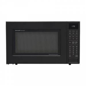 Sharp?? 1.5 Cu. Ft. 900W Convection Microwave Oven, Black