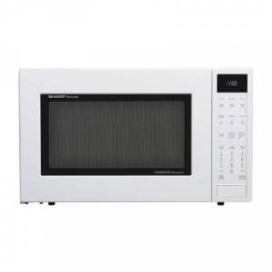 Sharp?? 1.5 Cu. Ft. 900W Convection Microwave Oven, White