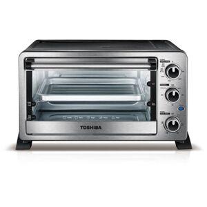 Toshiba MC25CEY-CHSS 6-Slice Convection Toaster Oven