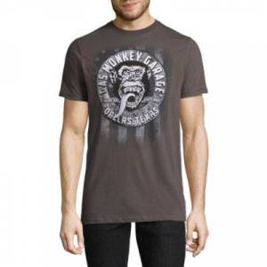 Novelty T-Shirts Gas Monkey Garage Graphic Tee