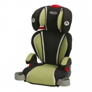 Graco?? Highback TurboBooster?? Seat - Go Green