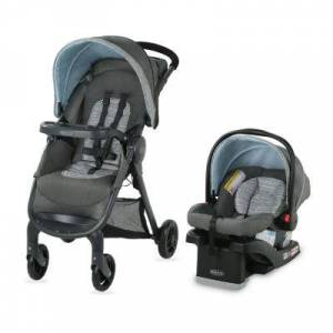 Graco Fastaction Se Carbie Travel System