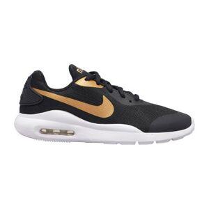 Nike Air Max Oketo Big Kids Girls Lace-up Running Shoes