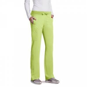 ONE Barco?? One??? Women's 5205 Low Rise Knit Waist Cargo Track Scrub Pant