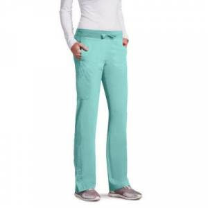 ONE Barco?? One??? Women's 5205 Low Rise Knit Waist Cargo Track Scrub Pant - Plus