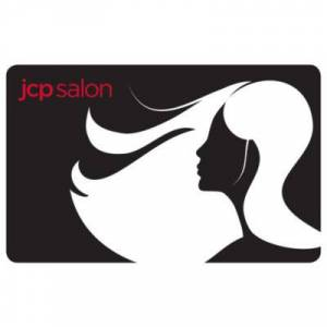 JCP Gift Certificates $25 Salon Gift Card