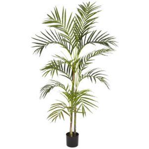 Nearly Natural Areca Palm Silk Tree