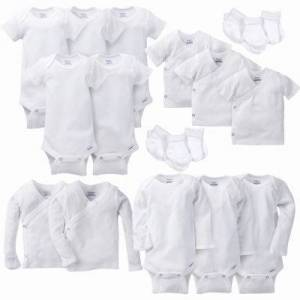 Gerber 19-Pc.  0-3 Months Baby Gift Set-Baby Unisex