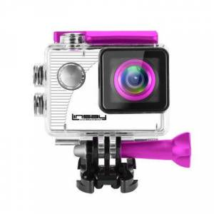 LINSAY?? FUNNY KIDS Action Camera Sport Outdoor Activities HD Video and Photos Micro SD Card Slot up to 32GB