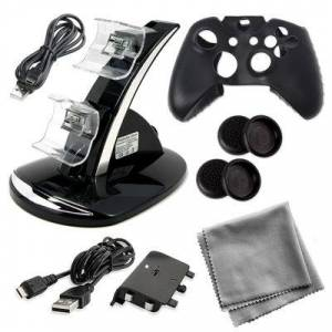 Asstd National Brand 10 in 1 Kit for Xbox One