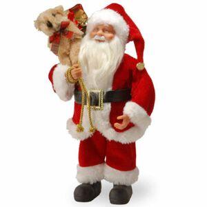 National Tree Co. Santa Figurine