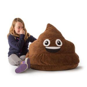 Asstd National Brand GoMoji??? EMOJI Bean Bag Poopsie