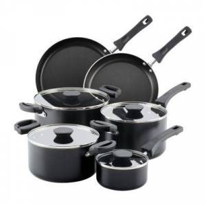 Farberware Neat Nest 10-pc. Cookware Set