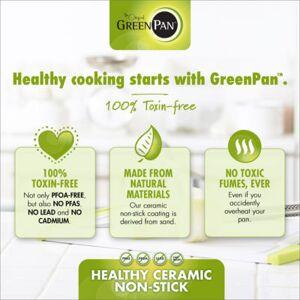 Green Pan GreenPan Paris Pro Hard Anodized Non-Stick Wok