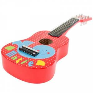 HEY PLAY Hey! Play! Toy Acoustic Guitar with 6 Strings