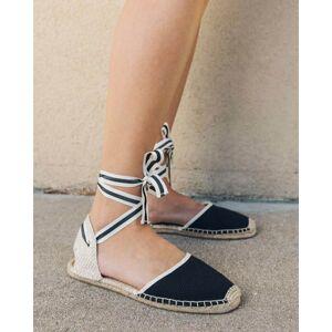 Soludos Classic Sandal - Black / 8.5