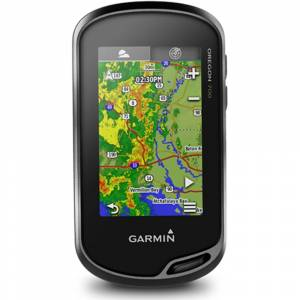 Garmin Oregon 700 Handheld GPS with Built-In Wi-Fi & Bluetooth