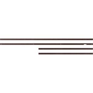 Samsung 2021 75 The Frame Customizable Bezel - Modern Brown VG-SCFA75BWBZA