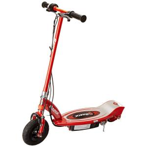 Razor E100 Electric Scooter - Red