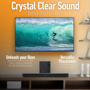 Sony XBR65X800H 65 X800H 4K UHD LED TV (2020) with Deco Gear Home Theater Bundle