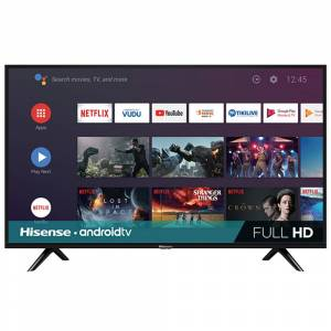 Hisense 43 Inch H55 Series FHD Smart Android TV with 2 Year Extended Warranty