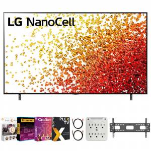LG 43 Inch 4K Nanocell TV 2021 Model with Movies Streaming Pack