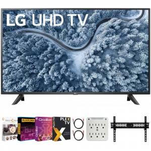 LG 43 inch Series 4K Smart UHD TV 2021 with Movies Streaming Pack