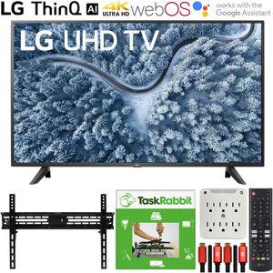 LG UP7000PUA 43 inch Series 4K Smart UHD TV 2021 +TaskRabbit Installation Bundle