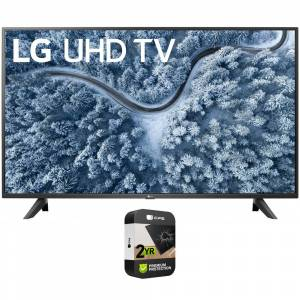 LG 43 inch Series 4K Smart UHD TV 2021 with 2 Year Extended Warranty