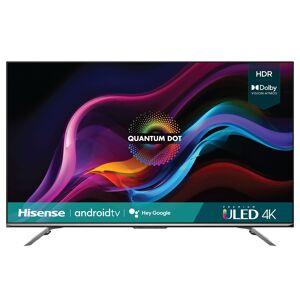 Hisense 55U7G 55 4K ULED Quantum HDR Smart Android TV 2021 +Movies Streaming Pack
