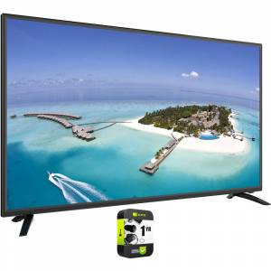 Sansui 43 Inch 1080p Full HD Smart LED TV with 1 Year Extended Warranty