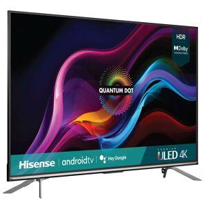 Hisense 55 U7G Series 4K ULED Quantum HDR Smart TV 2021 +TaskRabbit Installation Bundle