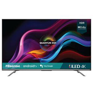 Hisense 75 U7G Series 4K ULED Quantum HDR Smart TV 2021 +TaskRabbit Installation Bundle