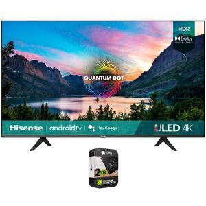 Hisense 55 Inch U6G 4K ULED Quantum HDR Smart Android TV 2021 + 2 Year Warranty